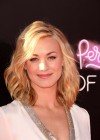 Yvonne Strahovski - in a short dress at Katy Perry Part Of Me premiere in LA-08