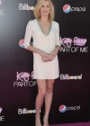 Yvonne Strahovski - in a short dress at Katy Perry Part Of Me premiere in LA-15