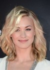 Yvonne Strahovski - in a short dress at Katy Perry Part Of Me premiere in LA-17