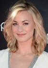 Yvonne Strahovski - in a short dress at Katy Perry Part Of Me premiere in LA-19