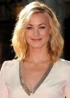 Yvonne Strahovski - in a short dress at Katy Perry Part Of Me premiere in LA-34