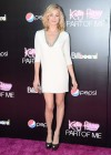 Yvonne Strahovski - in a short dress at Katy Perry Part Of Me premiere in LA-43