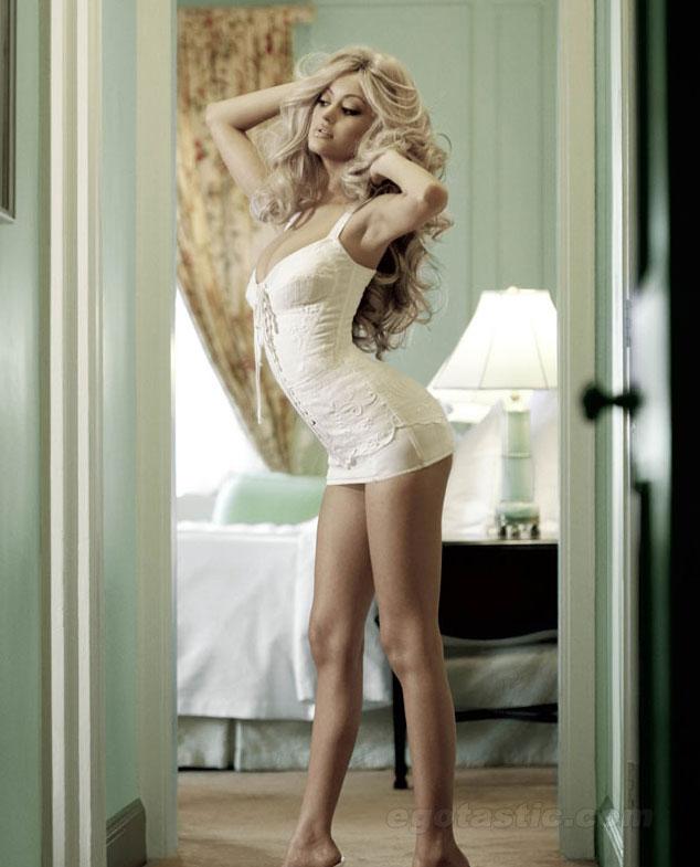 Zahia Dehar – V Magazine Spain -01 – GotCeleb Zahia Dehar Instagram