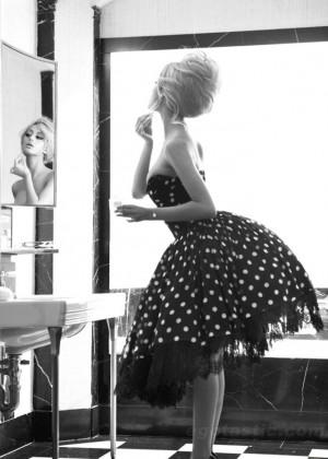 Zahia Dehar - V Magazine Spain -08