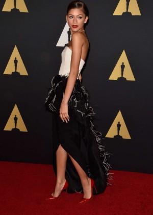 Zendaya - AMPAS 2014 Governors Awards in Hollywood