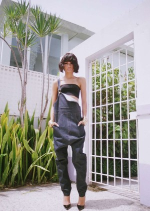 Zendaya by Amber Asaly Photoshoot in Puerto Rico (September 2014)