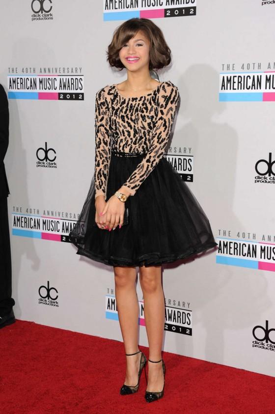 Zendaya Coleman - 2012 American Music Awards en Los Angeles