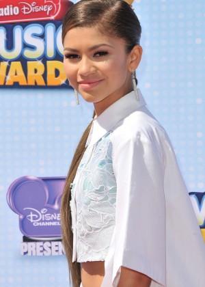 Zendaya Coleman - 2014 Radio Disney Music Awards in LA -03