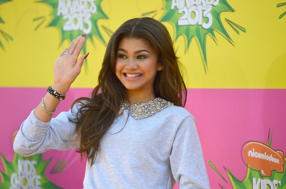 Zendaya Coleman – 2013 Kids Choice Awards -14