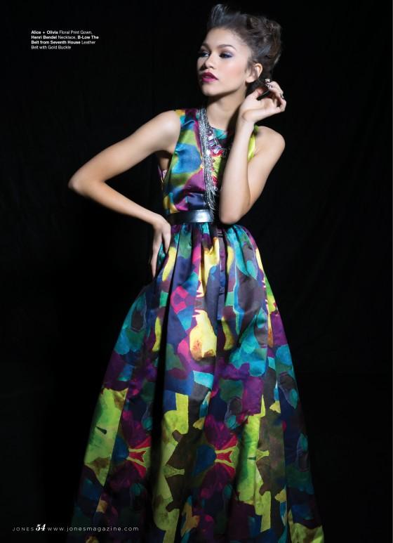 Zendaya Coleman: Jones Magazine -03