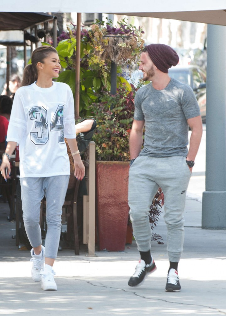 Zendaya – out and about in LA