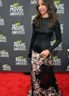Zoe Saldana - 2013 MTV Movie Awards -04