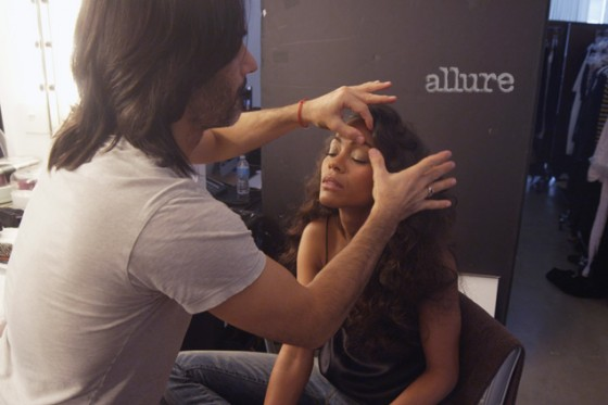 Zoe Saldana – Allure magazine 2013 -05