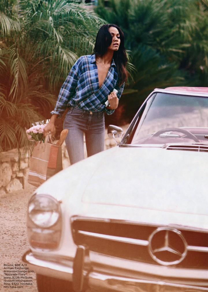 Zoe Saldana: Lucky US -04