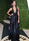 Zoe Saldana - Oscar 2013 - Vanity Fair Party -01