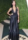 Zoe Saldana - Oscar 2013 - Vanity Fair Party -06