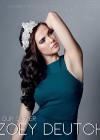 Zoey Deutch: Afterglow Magazine -08