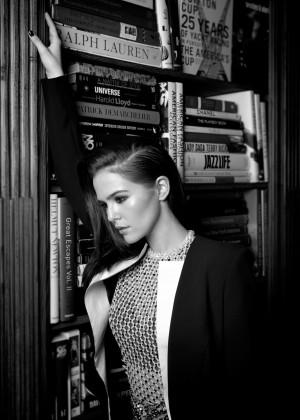 Zoey Deutch: Bello Magazine -11