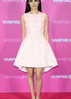 Zoey Deutch - Vampire Academy Premiere in Sydney -04