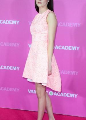 Zoey Deutch - Vampire Academy Premiere in Sydney -05