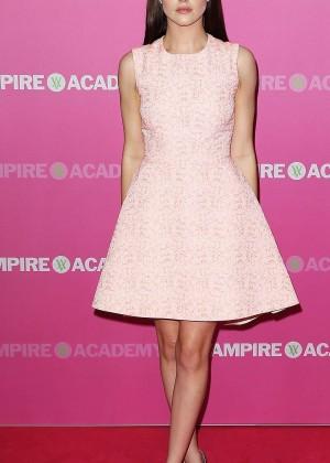 Zoey Deutch - Vampire Academy Premiere in Sydney -09