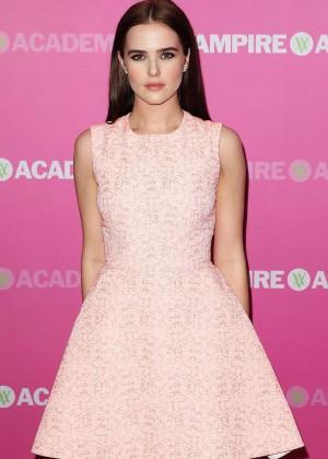 Zoey Deutch - Vampire Academy Premiere in Sydney -11