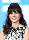 Zooey Deschanel - 2013 FOX Winter TCA Tour in Pasadena