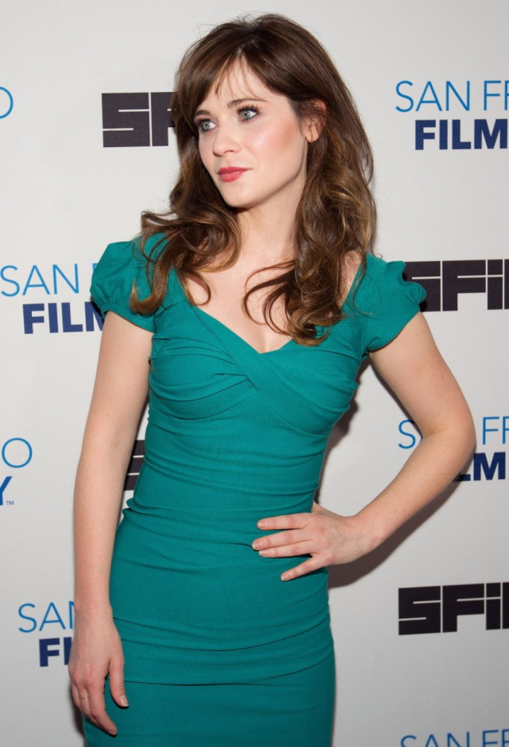 Zooey Deschanel – 2014 San Francisco International Film Festival Society Awards Night-04