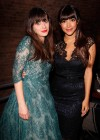 Zooey Deschanel and Hannah Simone