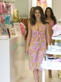 elizabeth-hurley-her-cleavage-promoting-her-swimwear-collection-in-barcelona-5410-11