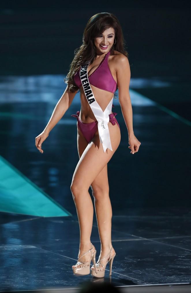 Miss Universe Contestants Bikini Photos 2015 - COED
