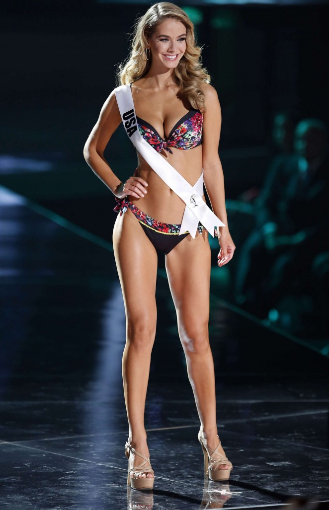 2015 Miss Universe Bikini Competition
