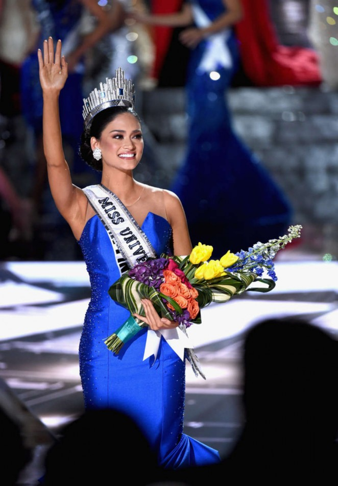 2015 Miss Universe Pageant (part 2)