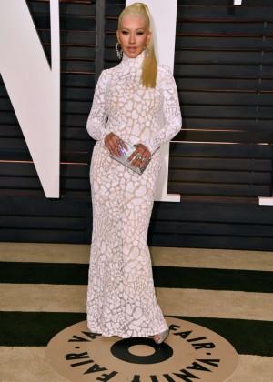 2015 Vanity Fair Oscar Party -30