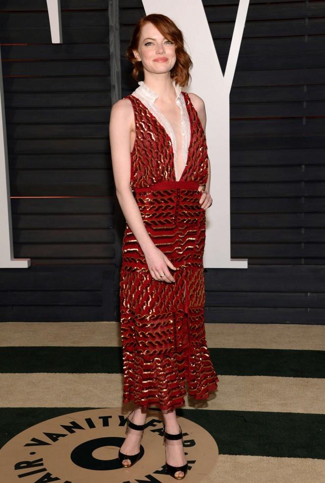 2015 Vanity Fair Oscar Party -64