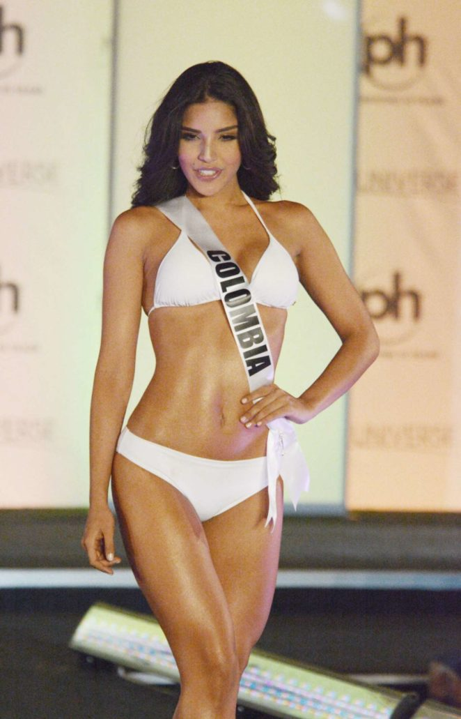 2017 Miss Universe Bikini Competition in Las Vegas
