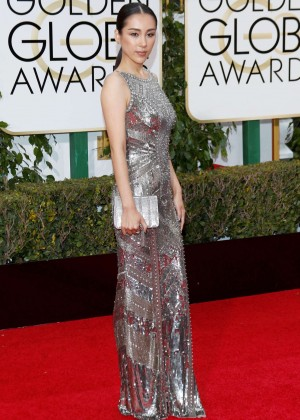73rd Annual Golden Globe Awards Pictures -13