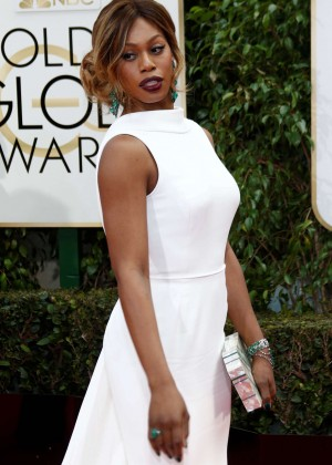 73rd Annual Golden Globe Awards Pictures -14