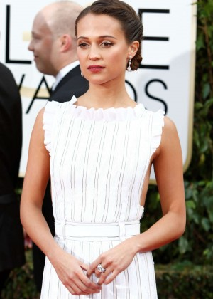 73rd Annual Golden Globe Awards Pictures -30