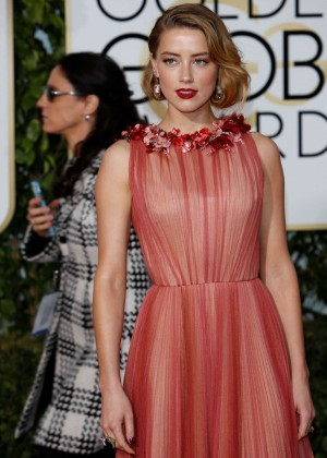 73rd Annual Golden Globe Awards Pictures -33