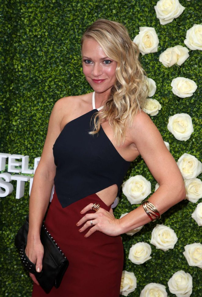A.J. Cook - 2017 CBS Television Studios Summer Soiree TCA Party in Studio City