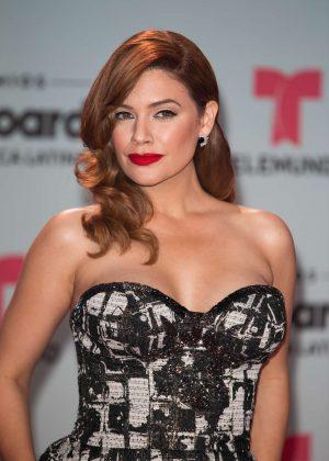 AAngelica Celaya - 2017 Billboard Latin Music Awards in Miami