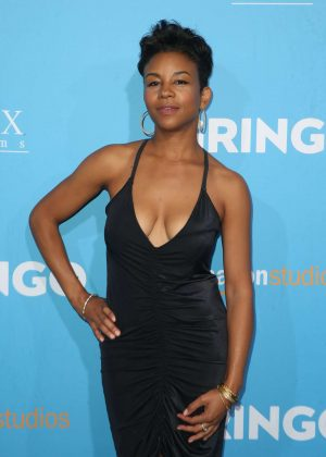 Aasha Davis - 'Gringo' Premiere in Los Angeles