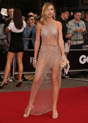 Abbey Clancy - 2018 GQ Men of the Year Awards in London
