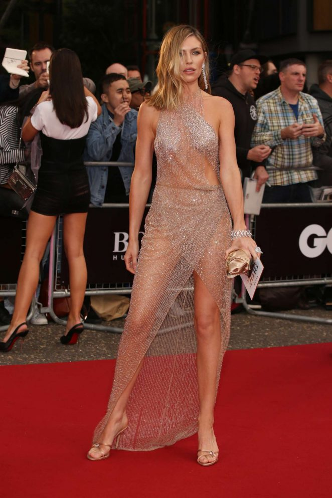 Abbey Clancy – 2018 GQ Men of the Year Awards in London