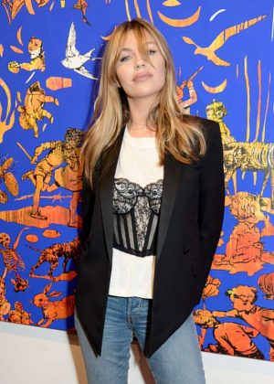 Abbey Clancy - 'A New Optimism' by Dan Baldwin VIP Launch in London