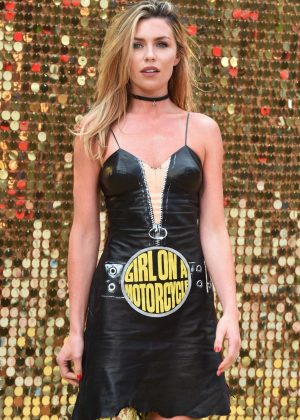 Abbey Clancy - 'Absolutely Fabulous: The Movie' Premiere in London