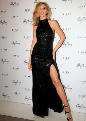 Abbey Clancy - Lipsy x Abbey Clancy Launch in London