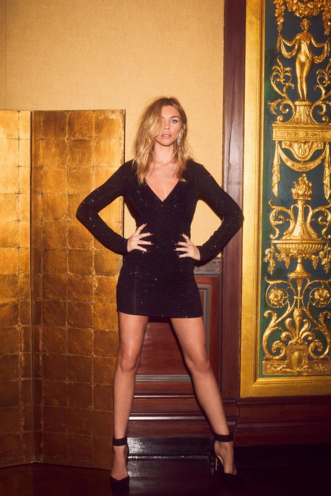 Abbey Clancy – New Lipsy Collection (October 2018)