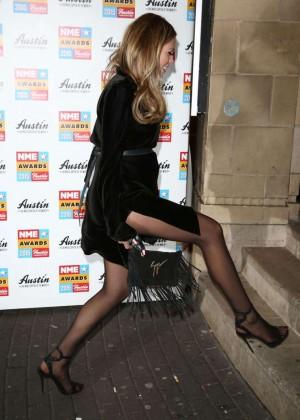 Abbey Clancy - NME Awards 2015 in London